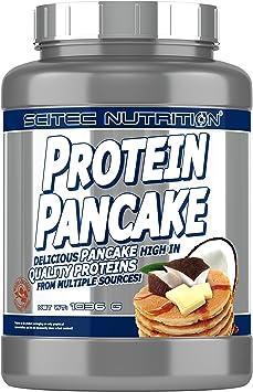 Oferta amazon: Scitec Nutrition Protein Pancake comida funcional chocolate blanco-coco 1036 g