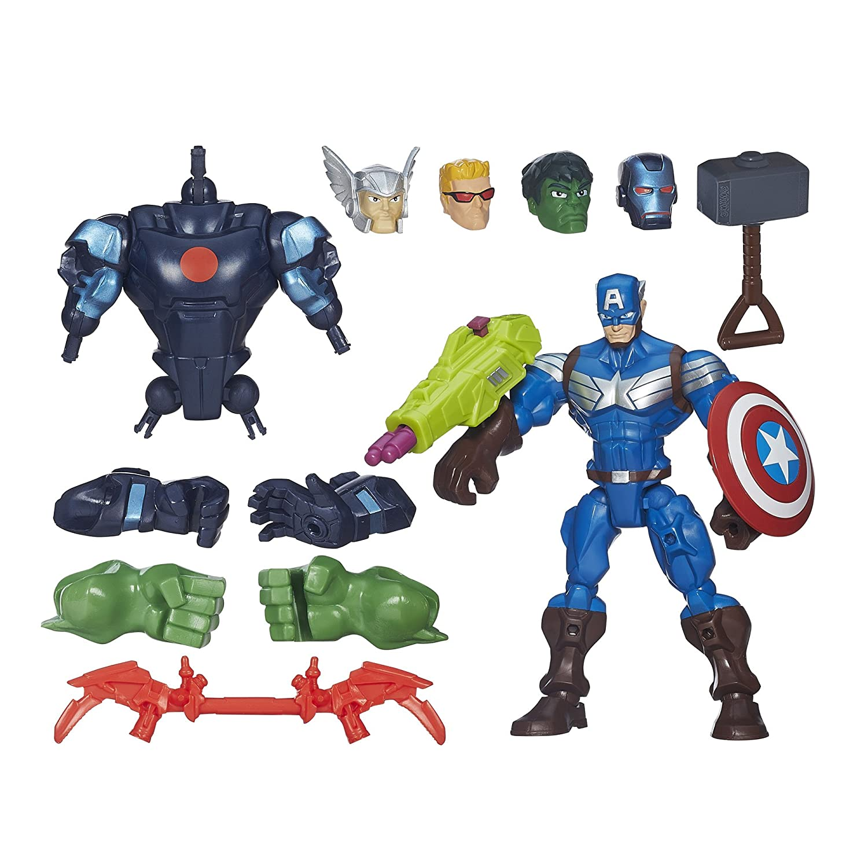 Ultime Advengers  Marvel Super Hero Mashers Pyro Figure
