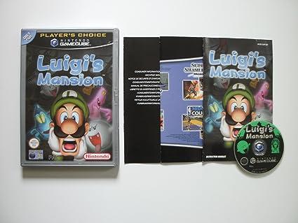 GameCube - Luigis Mansion: Amazon.es: Videojuegos