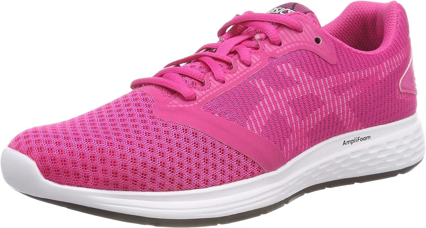 Asics Patriot 10 GS, Zapatillas de Entrenamiento Unisex Niños, Rosa (Fuchsia Purple/White 500), 37 EU: Amazon.es: Zapatos y complementos