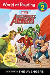 Mighty Avengers:  Story of The Mighty Avengers (Level 2), The (Marvel Reader (ebook)) Kindle Edition