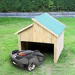Die Suche nach der richtigen Mähroboter Garage