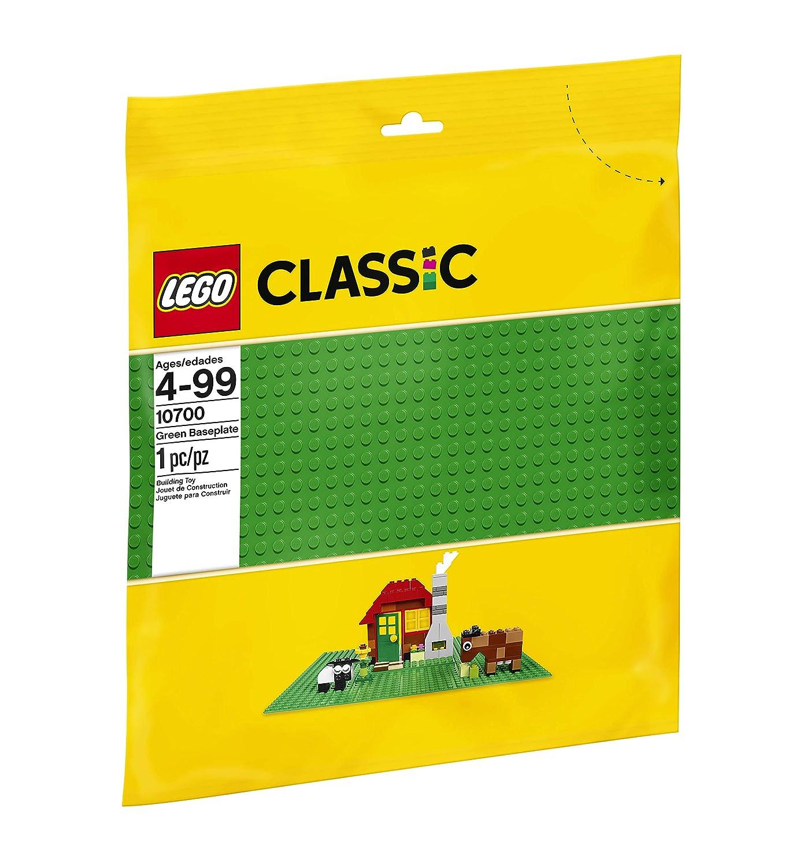 LEGO Classic - Base de color verde (10700)