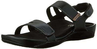 0cb56dc084 Amazon.com | Aetrex Women's Paraiso Quarter Strap Sandal | Flats