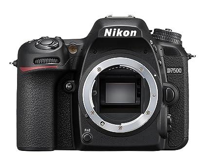 NIKON D7500 DX-Series Digital Body