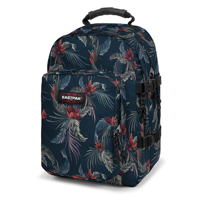 Eastpak Rucksack PROVIDER Bunt rot Brize 44x31x25cm Polyester Stoff mit Laptop fach 15 Zoll 38x29cm Bowatex B0761XF4F9 Daypacks Moderater Preis
