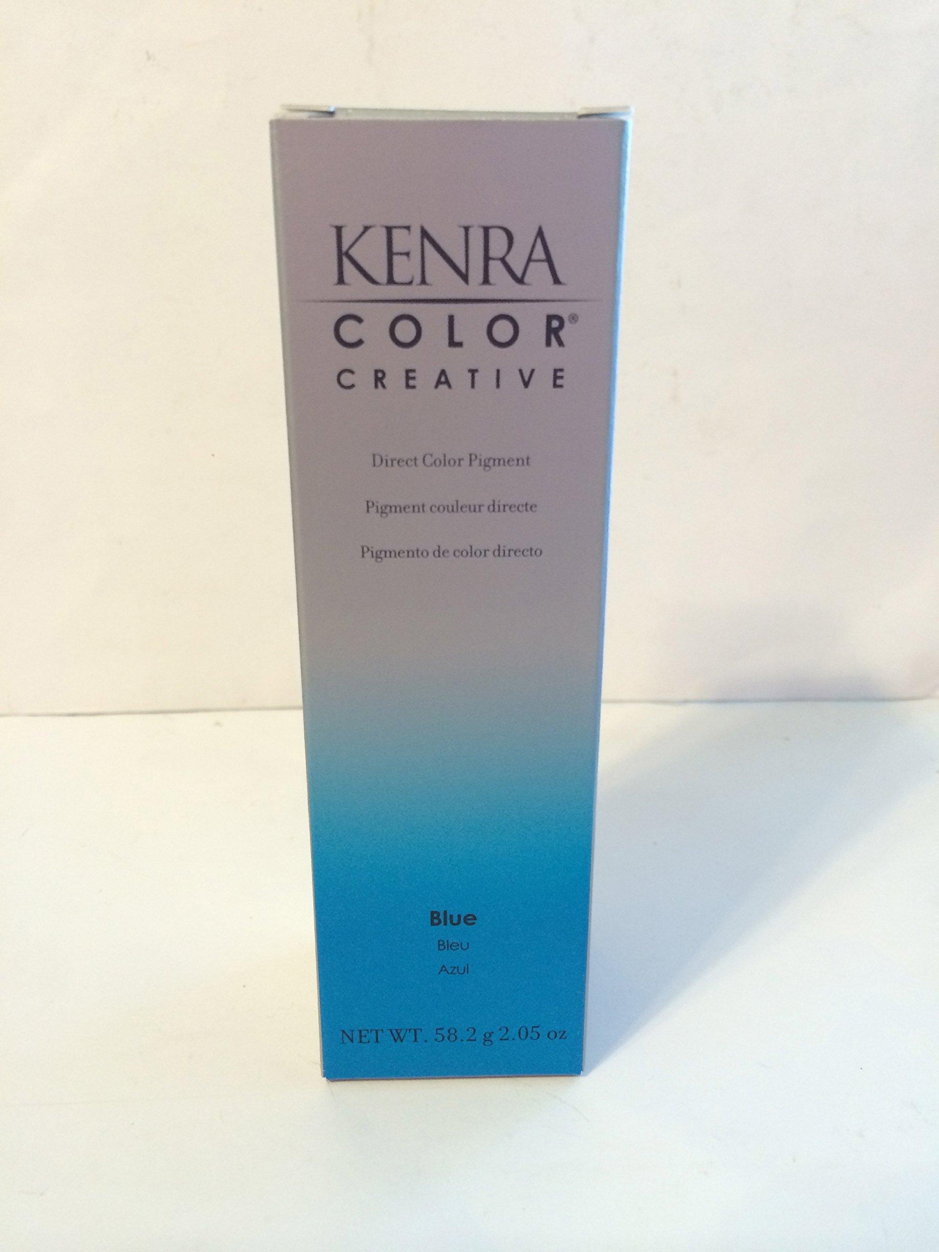 Kenra Color Creative Direct Color Pigment - BLUE 2.05