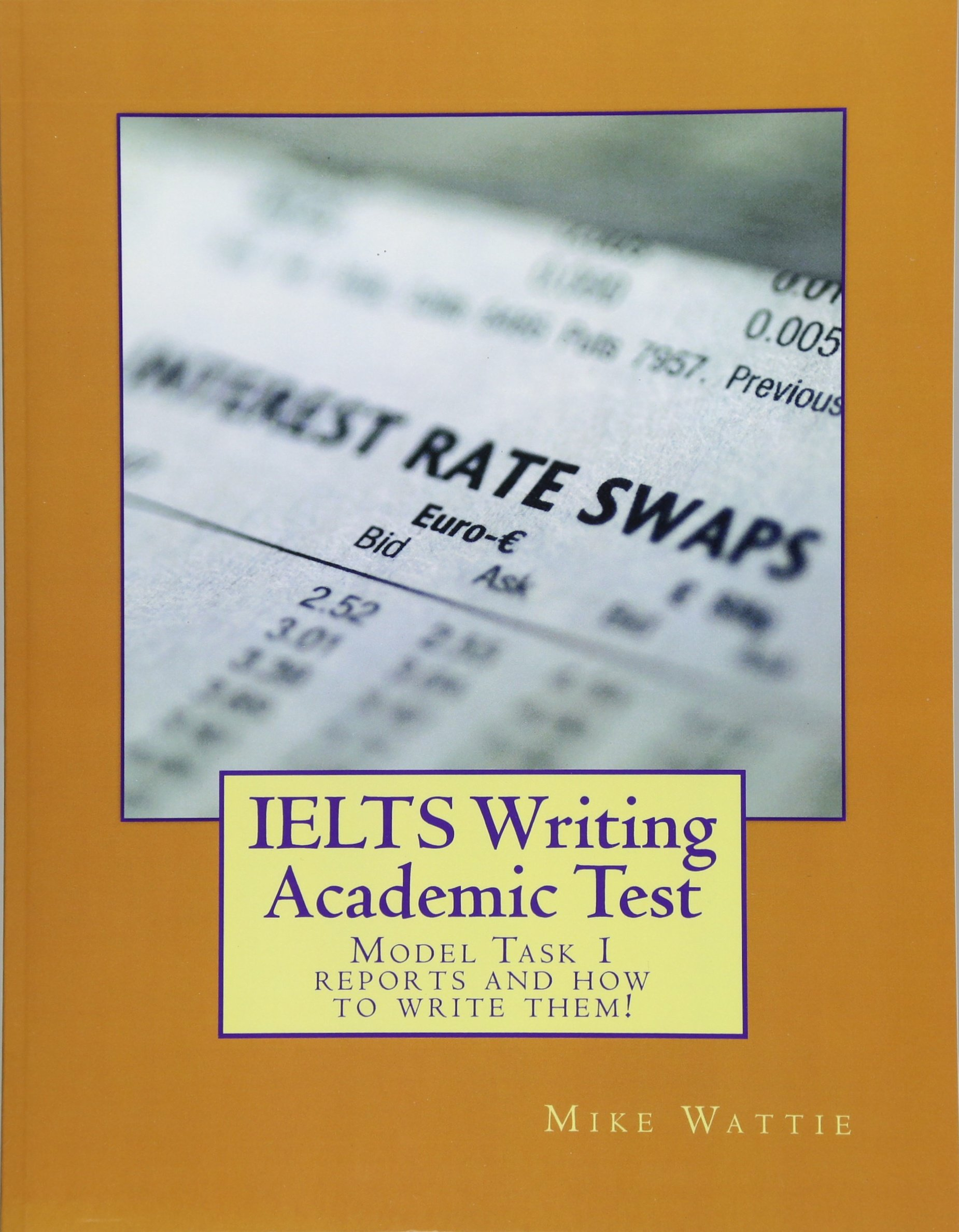 Buy Ielts Writing Academic Test: Model Task 1 Reports and