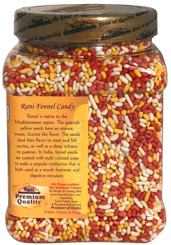 Rani Sugar Coated Fennel Candy 2lbs (32oz): Amazon.com: Grocery ...