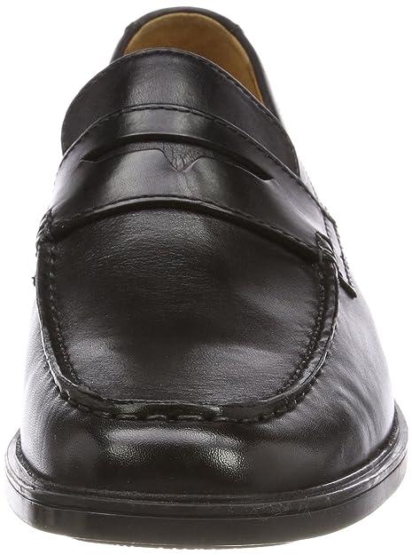 14122333684 Clarks Men s s Tilden Way Loafers  Amazon.co.uk  Shoes   Bags