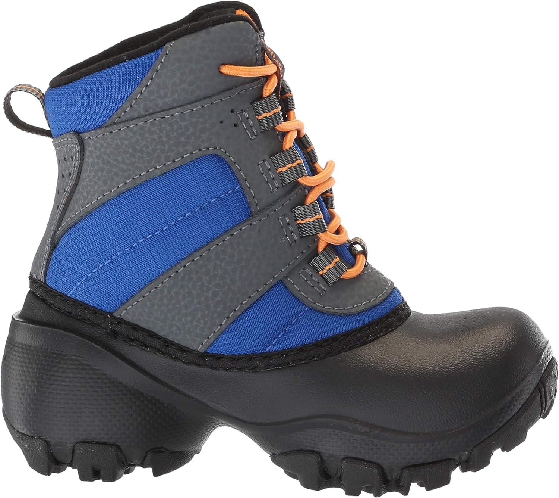 Columbia Unisex Kids/' Childrens Rope Tow Iii Waterproof Hiking Shoes