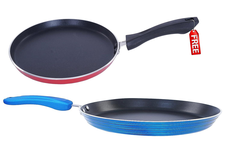 Nirlon Non-Stick Aluminium Cookware Set 2-Pieces