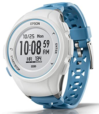 c64ac15043 [エプソン リスタブルジーピーエス]EPSON WristableGPS 腕時計 GPSランニングウォッチ 脈拍計測 J-