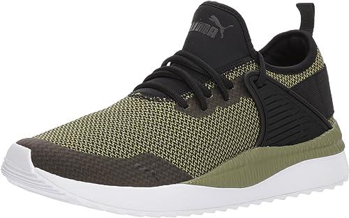 los más valorados elige mejor último estilo Amazon.com | PUMA Men's Pacer Next Cage GK Sneaker | Fashion Sneakers