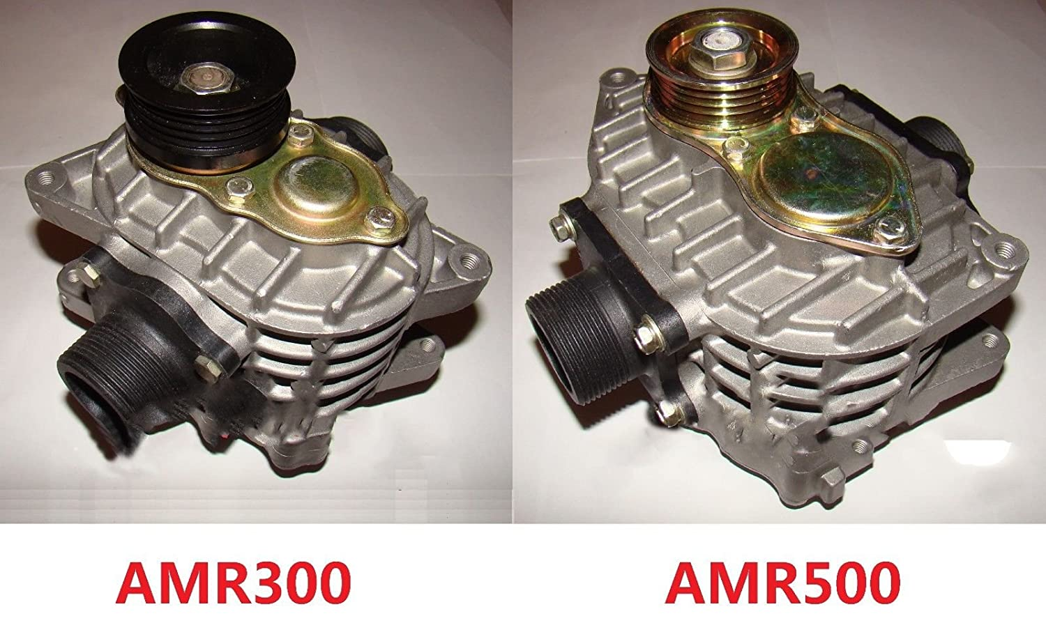 GOWE Turbocompresor para coche motos ATV Mini raíces Supercharger Kompressor Turbocompresor turbina Compresor soplador Booster 0.5 - 1.5L Aisin amr300: ...