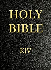 King James Version Bible, Holy Bible for Kindle * Touch + Click Chapter Links * All Word Search (KJV)