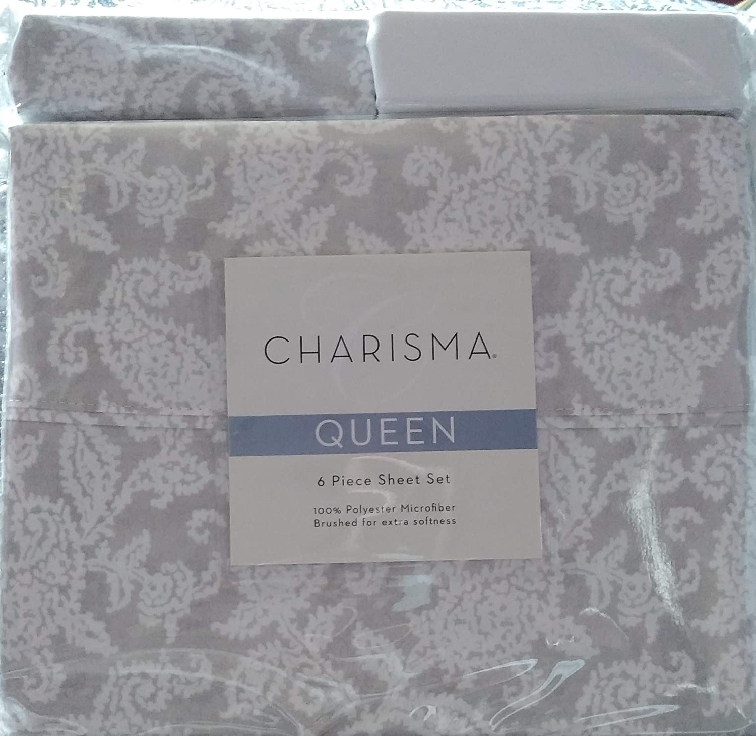 Sheet Set Charisma Queen Surat Paisley