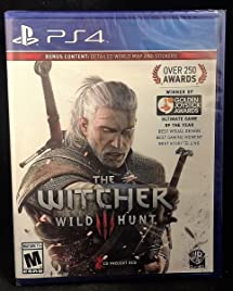 Amazon The Witcher 3 Wild Hunt PlayStation 4 Video Games