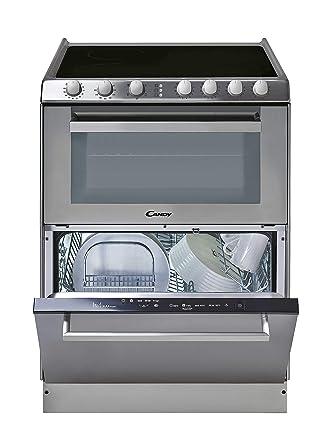 Candy TRIO 9503/1 X/U - Vitrocerámica, lavavajillas y horno en ...