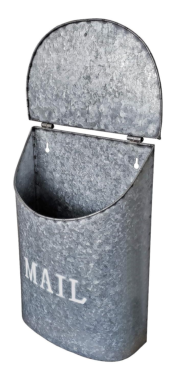 NACH fz-M1003 Rothko Mailbox Galvanized Metal