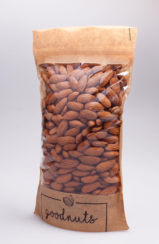 Almendras enteras crudas, libre de transgénicos (700gr): Amazon.es: Alimentación y bebidas