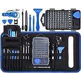 139 in 1 Precision Screwdriver Set, Professional Computer, Laptop Repair Tool Kit Set, with 98 Magnetic Bit and 41 Repair Too