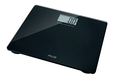 3fe9f7883df8 American Weigh Scales Imperial Large Capacity Digital Bath Scale with Voice