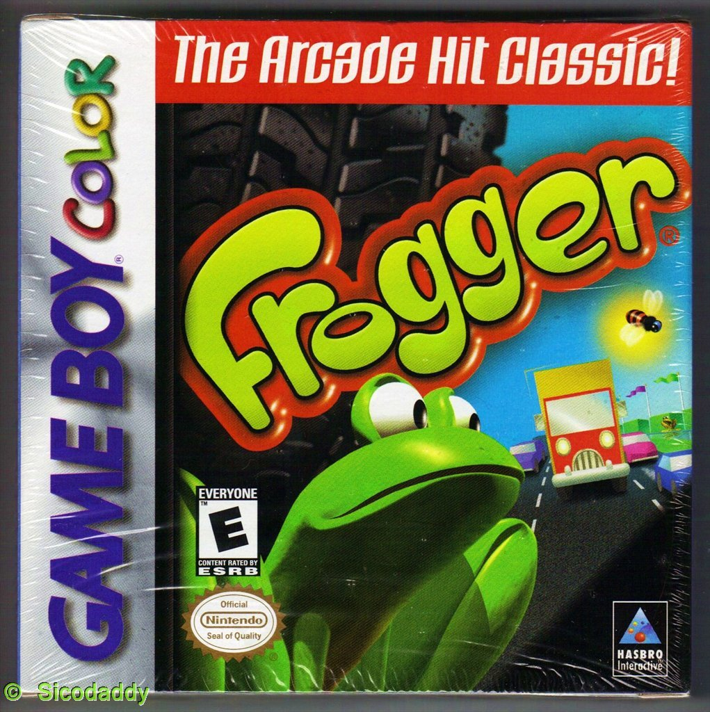 Frogger: Unknown: Video Games