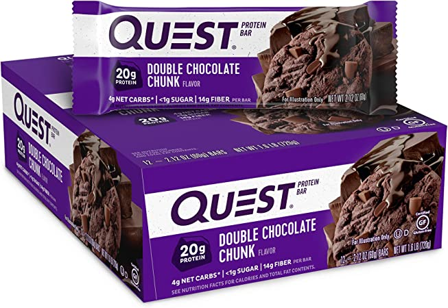 Quest Nutrition - Double Chocolate Chunk