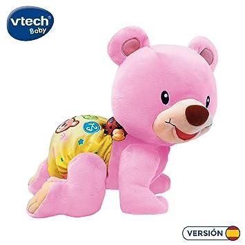 Amazon.es: VTech- Osito gateos, Oso Peluche Interactivo, Suave ...