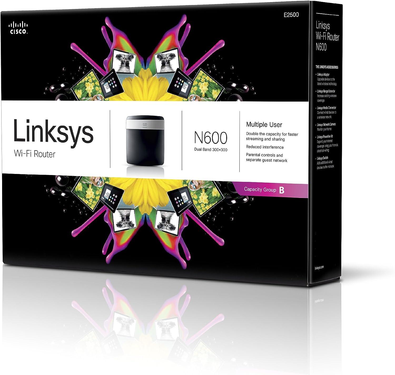 Linksys E2500 Review