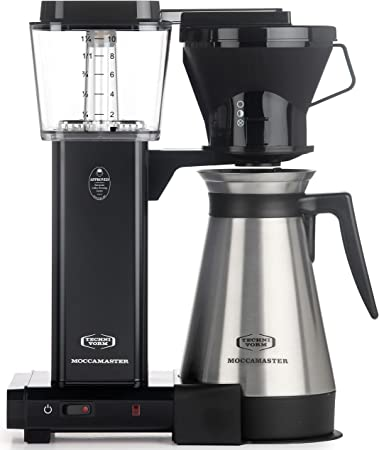 Technivorm 79114 KBT Coffee Brewer 40 Oz Blac