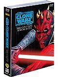 スター・ウォーズ:クローン・ウォーズ <フォース・シーズン>コンプリート・セット (5枚組) [DVD]