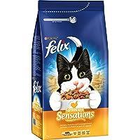 Felix Farmhouse Sensations, Kattenvoer Droog, Met Kip En Kalkoen, 6 x 2 kg