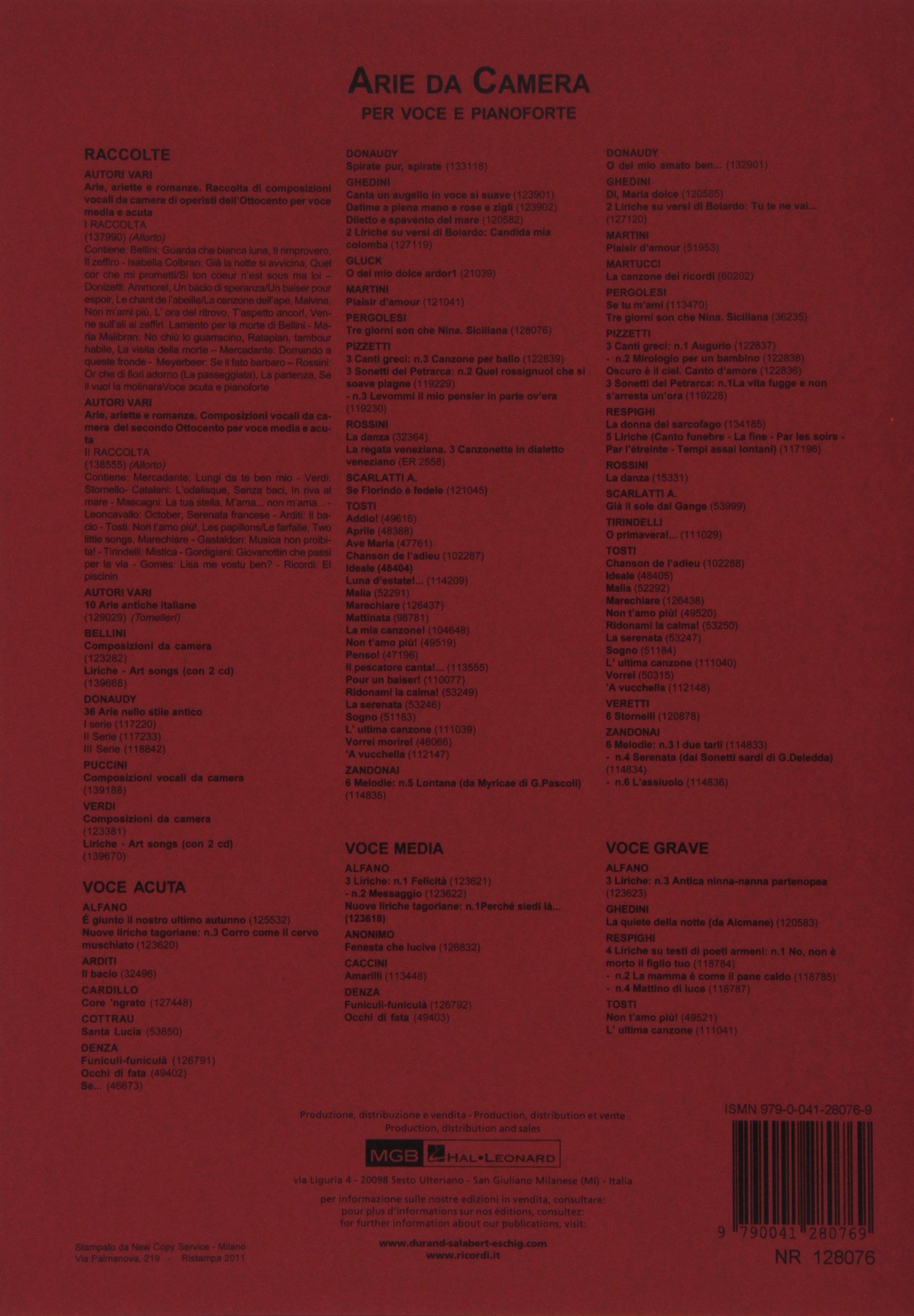 Tre Giorni Son Che Nina. Siciliana: 9790041280769: Amazon.com: Books