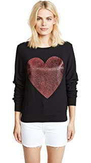 8ecce787d22bab Wildfox Send Chocolates Baggy Beach Jumper Sweater · $98.00 · Wildfox  Women's Sparkle Heart Baggy Beach Top