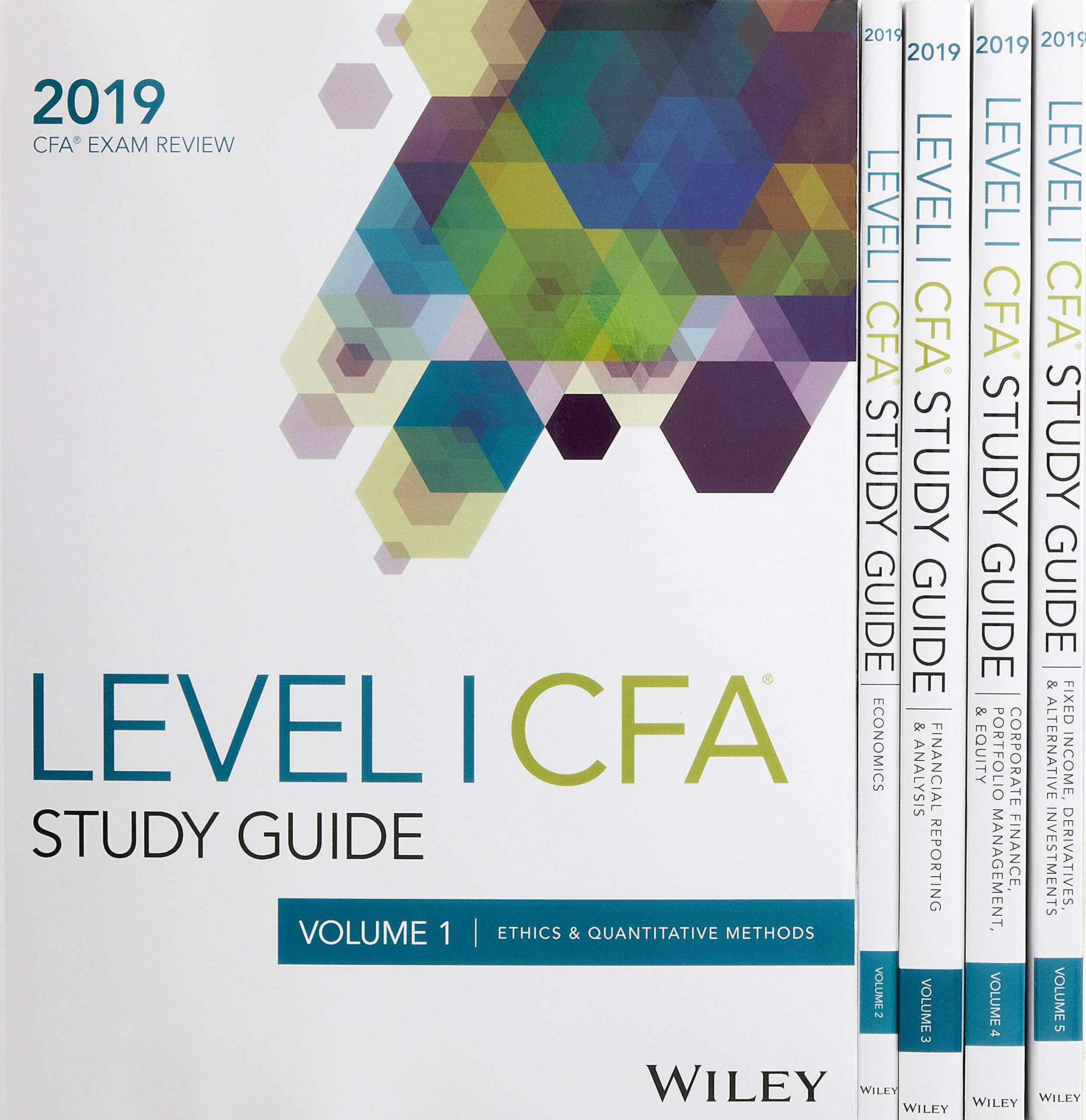 Wiley Study Guide for 2019 Level I CFA Exam: Complete Set
