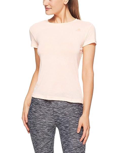 adidas Damen Freelift Prime Kurzarm T Shirt: