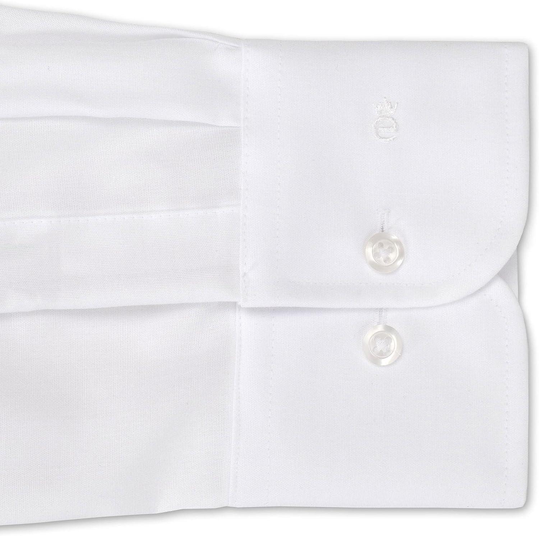 a maniche lunghe Camicia da uomo slim fit