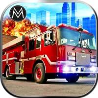 FireFighter World : 2017 3D Simulator Free