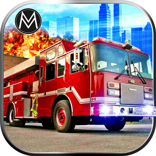 FireFighter World : 2017 3D Simulator Free