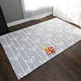 Amazon Price History for:Baby Care Play Mat - Haute Collection (Medium, Sea Petals - Grey)