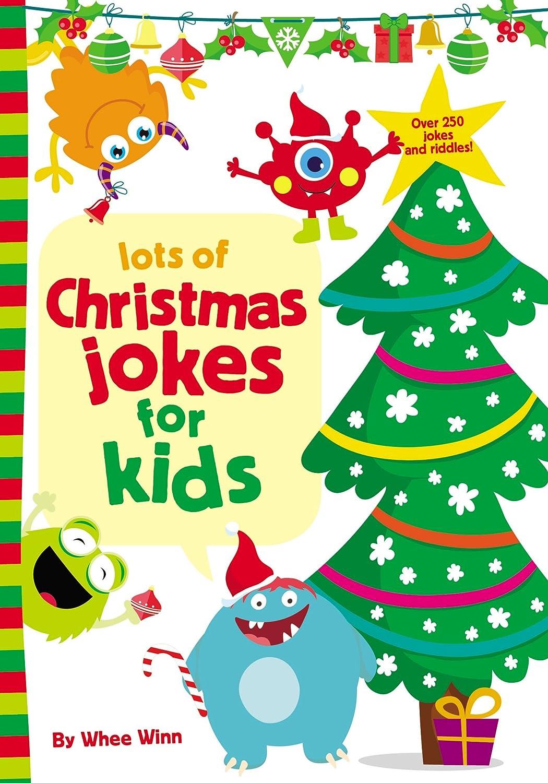LOTS CHRISTMS JOKES KIDS SC eBook: Whee Winn: Amazon.co.uk: Kindle Store