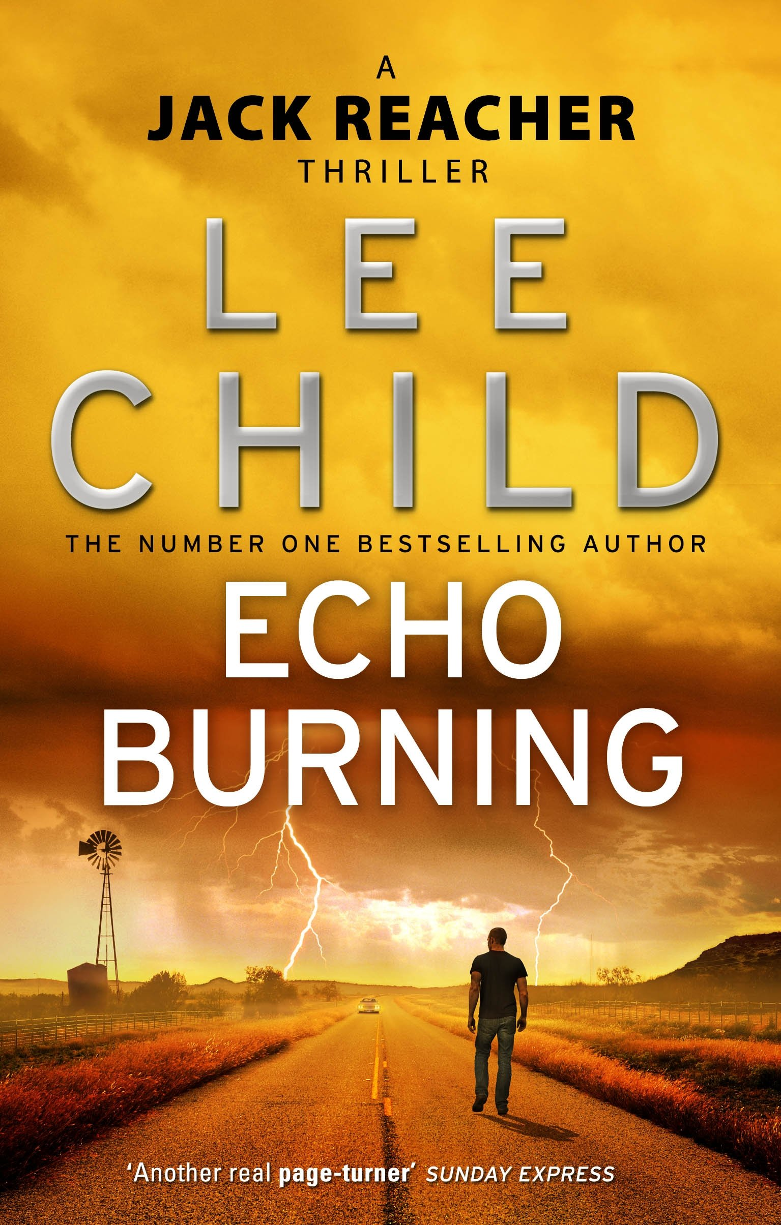 echo burning jack reacher 5 amazon co uk lee child