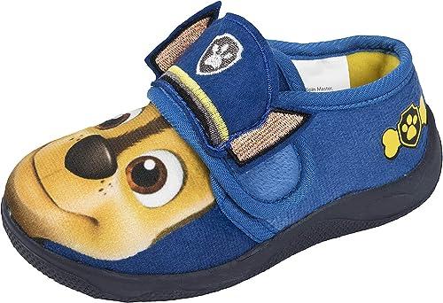 Nickelodeon Boys Paw Patrol Slippers 3D