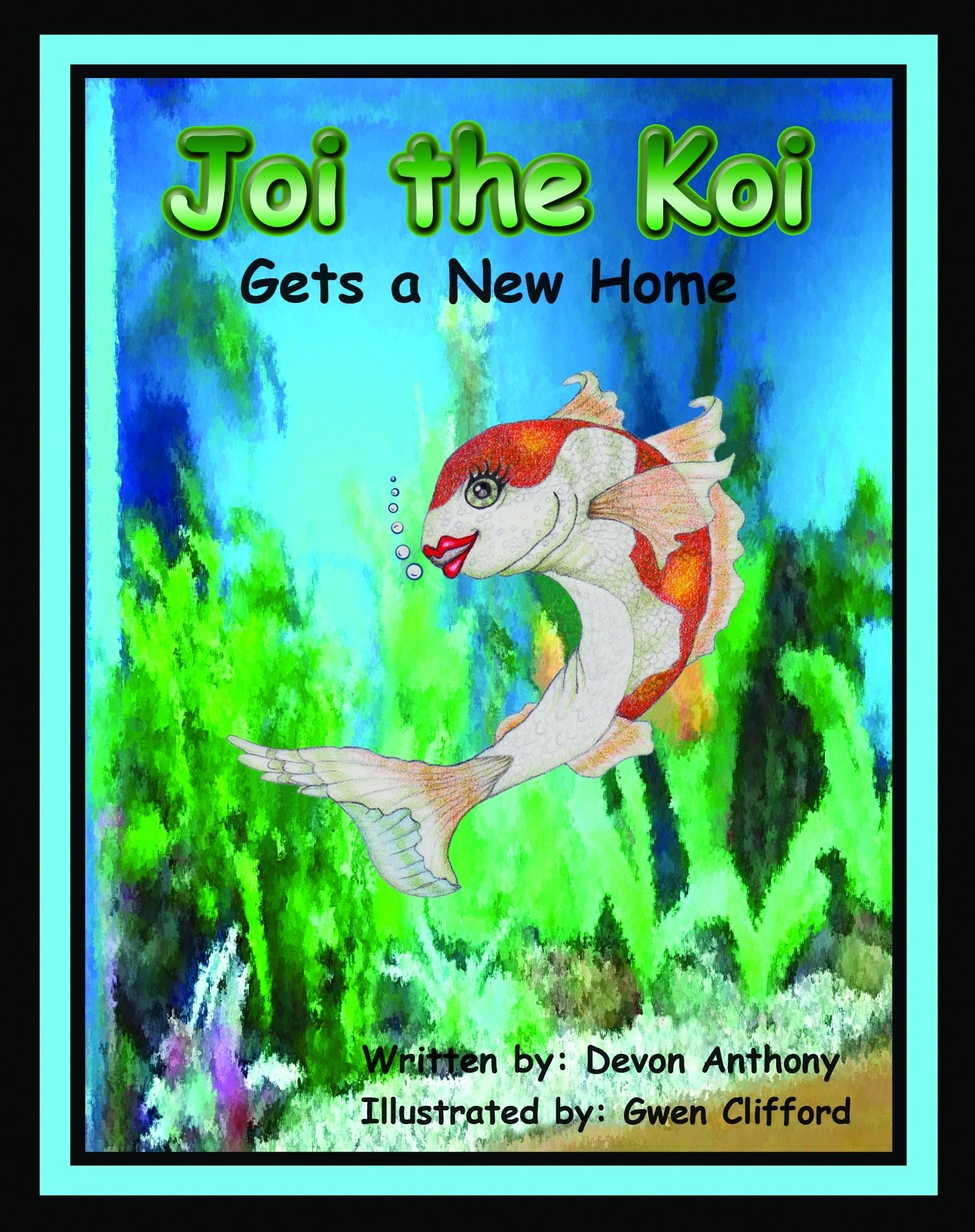 Download Joi the Koi Gets a New Home PDF