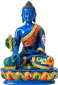 Juccini Buddha Meditation Statue ~ Indoor, Outdoor, Garden Buddha Decoration ~ 5