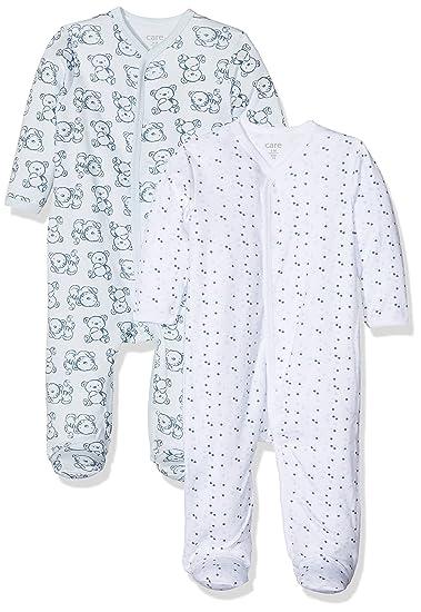 1d69662852e43 Care - Pyjama - Bébé garçon - Lot de 2  Amazon.fr  Vêtements et accessoires