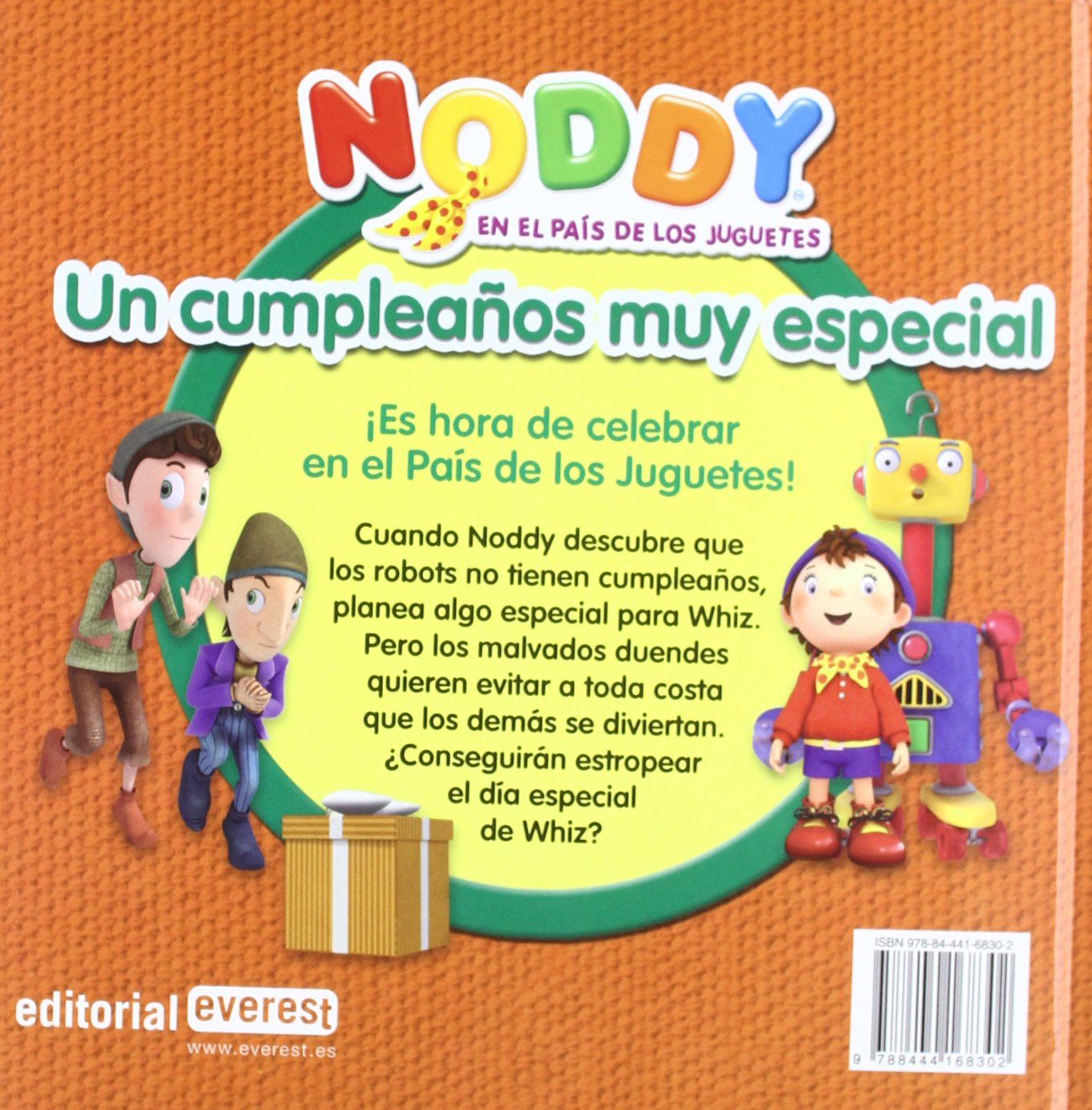 Noddy. Un cumpleaños muy especial: Editorial Everest ...
