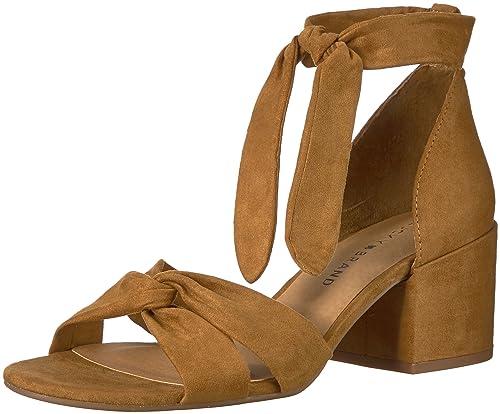 Lucky Brand Frauen Sandalen mit Absatz Braun Groesse US 6.5 US Groesse  37.5 EU fdeeb4